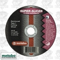 "Metabo 55995 6"" x .045 x 7/8"" 60 G Super Slicer Cut Off Wheel Type1"