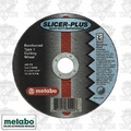 Metabo 55997 60 Grit Slicer Plus Cut Off Wheel