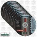 Metabo 55998 10pk SLICER-PLUS High Performance Cutting Wheel