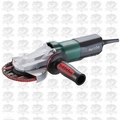 "Metabo 613069420 5"" Paddle-Switch Flat-Head Grinder"