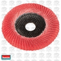 "Metabo 626488000 6"" x 7/8 P60 60 Grit Ceramic Convex Flap Disc"