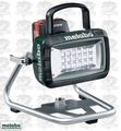Metabo BSA18 LED Site Lamp INCLUDES Battery & Charger Kit