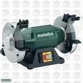 "Metabo DS175 7"" Bench Grinder Open Box"