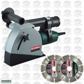 Metabo MFE30 12 Amp Wall Crack Chaser Open Box