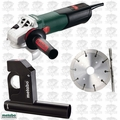 Metabo W12-125HD-TUCK 8.5 Amp Tuck Pointing Grinder Kit