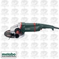 "Metabo W24-180 Angle Grinder with ""Deadman"" Switch"