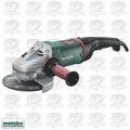 "Metabo W24-180 MVT 7"" Angle Grinder with ""Deadman"" Switch"