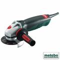 "Metabo W8-115 QUICK 4-1/2"" Angle Grinder PLUS Quick Wheel Change System"