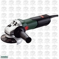 "Metabo W9-115 8.5 Amp 4-1/2"" Angle Grinder with Lock-On Sliding Switch"