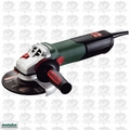 "Metabo WE 15-150 QUICK 600464420 6"" 12 Amp Angle Grinder w/ Lock On Switch"