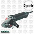 Metabo WE14-125VS 2pk 3000-10500 RPM 12.0 AMP Angle Grinder