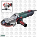Metabo WEF 15-150 QUICK 6'' 13.5A Pro Series Flat-Head Grinder w/Convex Disc