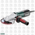 "Metabo 613060000 5"" 8A Pro Series AC Flat-Head Angle Grinder w/Super Convex Disc"