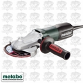 "Metabo WEF9-125 5"" 8A Pro Series AC Flat-Head Grinder w/Super Convex Disc"