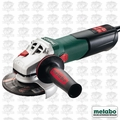 "Metabo WEV 10-125 600388420 5"" 8.5 Amp Angle Grinder w/ Lock On Switch"