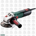 "Metabo 600388420 5"" 8.5 Amp Angle Grinder w/ Lock On Switch"