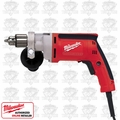 "Milwaukee 0200-20 3/8"" Magnum Drill, 0-1200 RPM"
