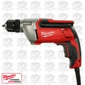 "Milwaukee 0240-20 3/8"" Drill PLUS Keyless Chuck"