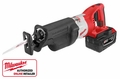 Milwaukee 0719-22 28 Volt M28 Cordless Sawzall Reciprocating Saw Kit
