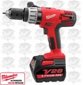 Milwaukee 0724-24 V28 Lithium-Ion Cordless Hammer Drill / Driver Kit
