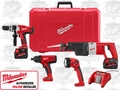 Milwaukee 0920-24 V18 4-pack Combo Kit