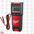 Milwaukee 2212-20 Auto Voltage/Continuity Tester Open Box