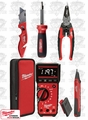 "Milwaukee 2220-20 Electrical Test and Measurement + ""Cutter"" Combo"