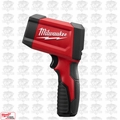 Milwaukee 2268-20 12:1 Ratio -22/1022deg Ir Laser Temp Gun