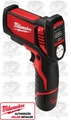 Milwaukee 2276-21 M12 Electrician's Laser Temp-Gun