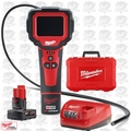 Milwaukee 2313-21 M12 M-Spector 360d Digital Inspection Camera w/ 4.0Ah Batt