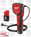 Milwaukee 2314-21 M-Spector 360 Inspection Camera 9' Cbl + 2nd Batt