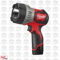 Milwaukee 2353-20 TRUEVIEW M12 LED Spotlight