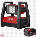 Milwaukee 2360-20 TRUEVIEW M18 LED HP Flood Light Kit