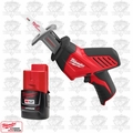 Milwaukee 2420-20 M12 HACKZALL Recip Saw Kit