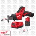 Milwaukee 2420-22 Hackzall M12 Reciprocating Saw Kit