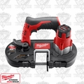 Milwaukee 2429-20 M12 Cordless Sub-Compact Band Saw (Bare Tool)