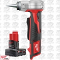 Milwaukee 2432-20 12 Volt M12 ProPEX Expansion Tool with XC 4.0Ah Battery