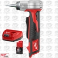 Milwaukee 2432-20 M12 ProPEX Expansion Tool w/ 2.0Ah Battery + Charger