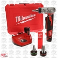 Milwaukee 2432-22 12 Volt Cordless M12 ProPEX Expansion Tool Kit Open Box