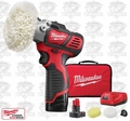 Milwaukee 2438-22X M12 VS Polisher/Sander 1x 4ah Batt