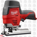 Milwaukee 2445-20 M12 High Performance Jig Saw (Bare Tool)
