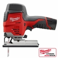 Milwaukee 2445-21 12 Volt Cordless High Performance Jig Saw Kit