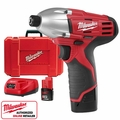 "Milwaukee 2450-22 M12 1/4"" Hex Impact Driver"
