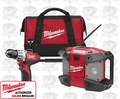 "Milwaukee 2492-22 M12 3/8"" Drill Driver Radio Kit"