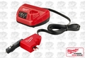 Milwaukee 2510-20 12 Volt M12 AC/DC Vehicle and Wall Charger