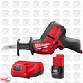 Milwaukee 2520-20 M12 FUEL HACKZALL Recip Saw w/ 2.0Ah Battery + Charger