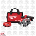 Milwaukee 2530-21XC Cordless 12V M12 Fuel 5-3/8 in. Circular Saw Kit