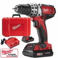 Milwaukee 2601-22 M18 Lithium-Ion Compact Drill Driver Kit