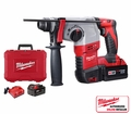 Milwaukee 2605-22 M18 7/8'' SDS Plus Rotary Hammer Kit