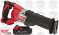 Milwaukee 2620-20-K2 M18 Sawzall (Bare) PLUS 1 M18 Compact Batt